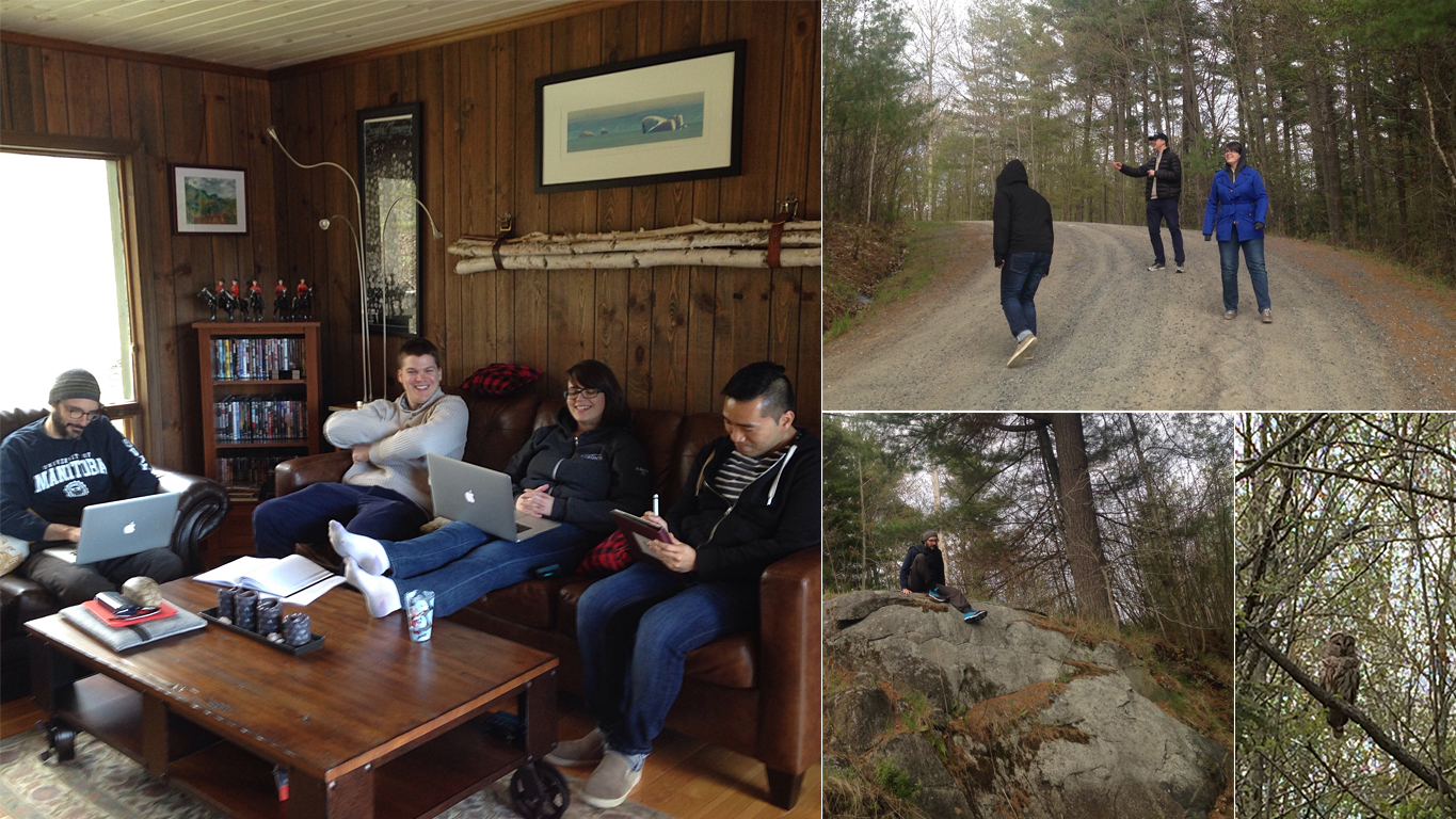Science Visualization Retreat